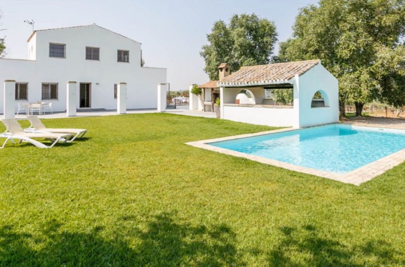 exclusive home near sevilla
