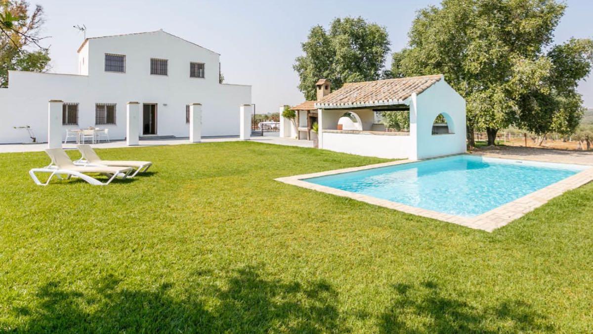 exclusive home near sevilla