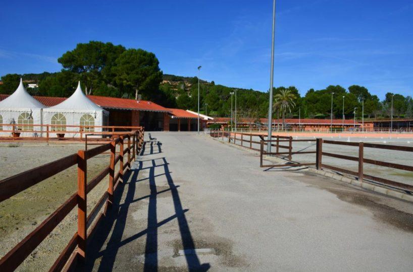impresionantes instalaciones equestres en venta cerca de Valencia