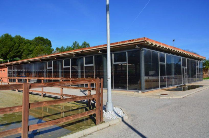 instalaciones equestres en venta cerca de valencia