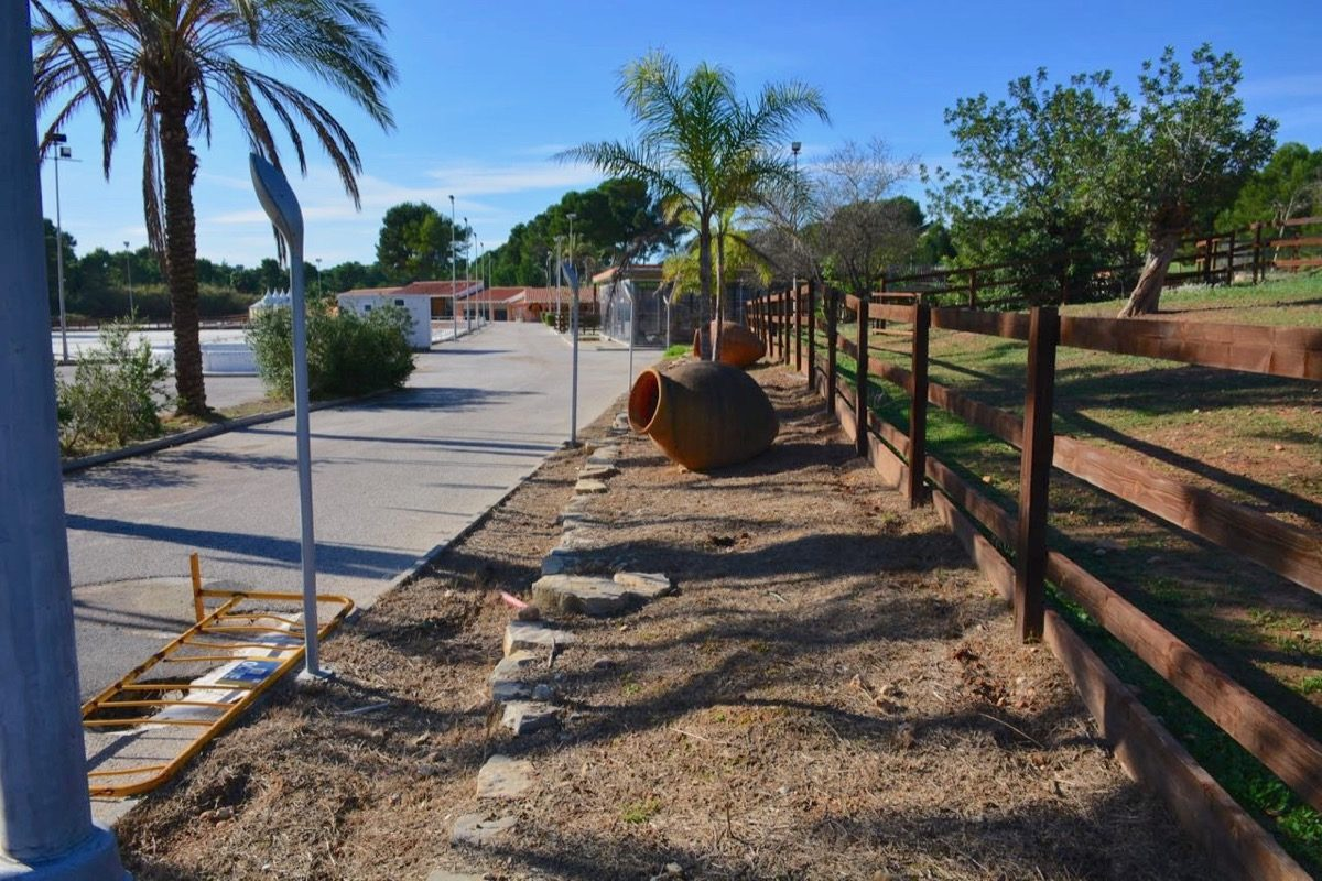equestrian center for sale in spain